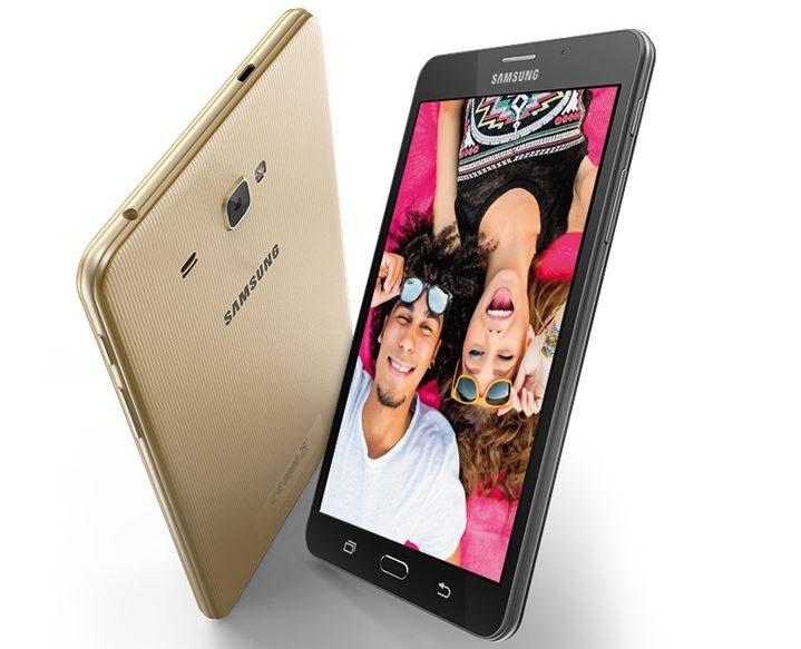 Samsung Galaxy J Max ma ekran o przekątnej 7 cali /materiały prasowe