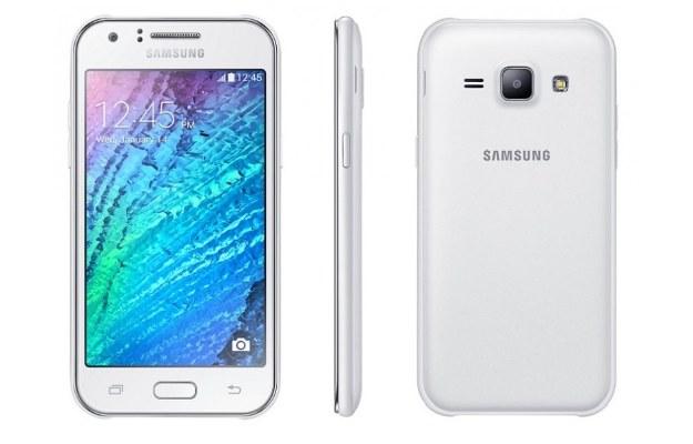 Samsung Galaxy J1 /materiały prasowe