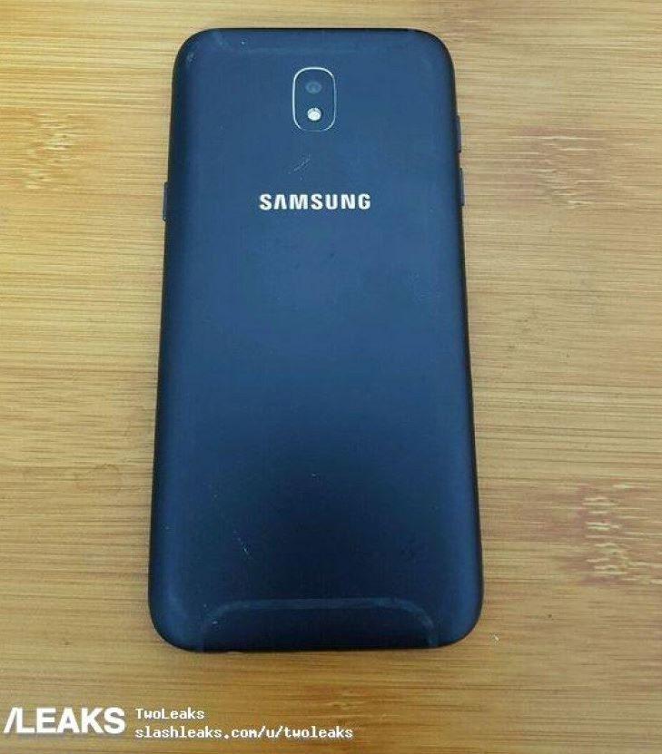 Samsung Galaxy J5 2017 będzie miał aluminiową obudowę /Slashleaks /Internet