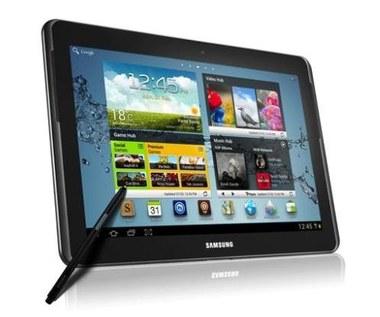 Samsung Galaxy Note 10.1 jak widmo na Amazonie