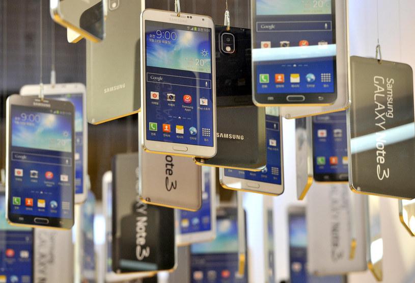 Samsung Galaxy Note 4 nie będzie miał większego ekranu niż Note 3 /AFP
