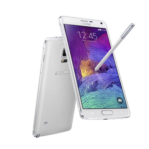 Samsung Galaxy Note 4 /materiały prasowe