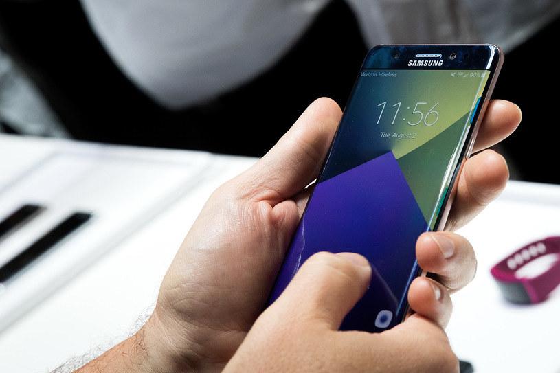 Samsung Galaxy Note 7 /AFP