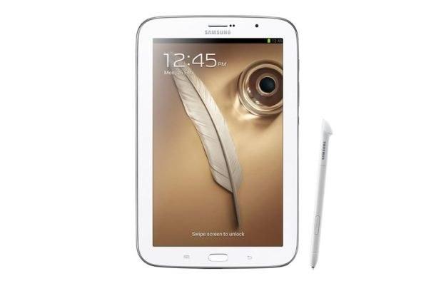 Samsung Galaxy Note 8.0  - sprzęt otrzymaliśmy do testów dzięki firmie Vobis /materiały prasowe