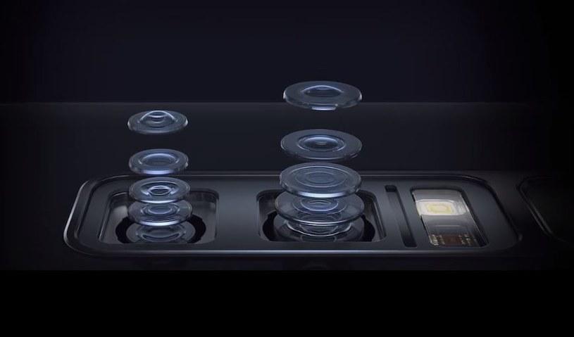 Samsung Galaxy Note 8 posiada podwójny aparat z optyczną stabilizacją obu jednostek /materiały prasowe