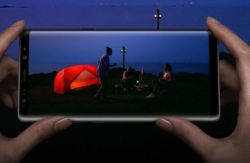 Samsung Galaxy Note 9 może być jedynie ewolucją poprzednika, tak jak Galaxy S9 /materiały prasowe