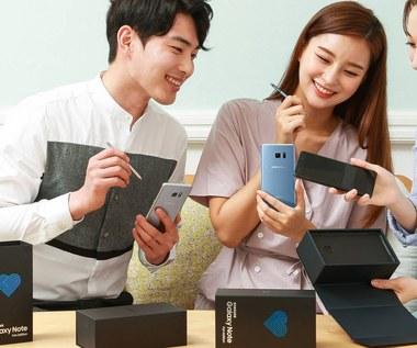 Samsung Galaxy Note Fan Edition w końcu oficjalnie