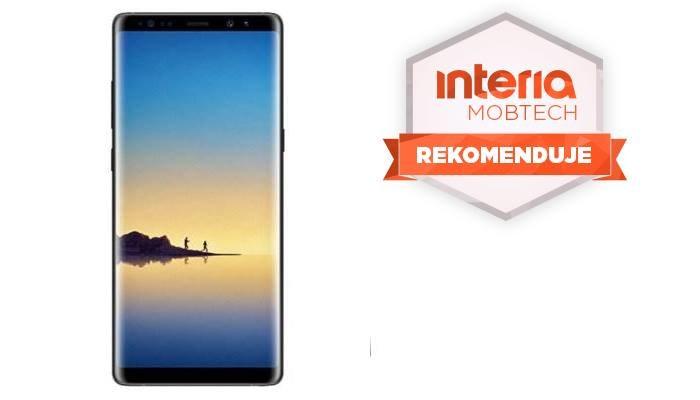 Samsung Galaxy Note8 otrzymuje REKOMENDACJĘ serwisu MOBTECH /INTERIA.PL