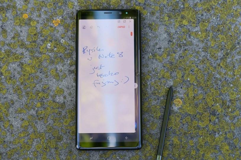 Samsung Galaxy Note8 /INTERIA.PL