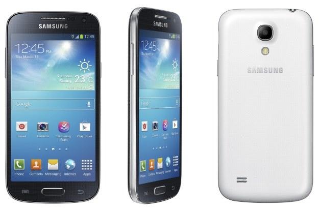 Samsung Galaxy S 4 mini /materiały prasowe