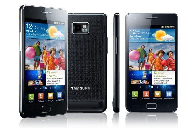 Samsung Galaxy S II /materiały prasowe