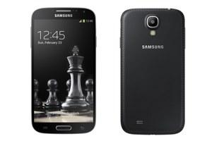 Samsung Galaxy S4 i Galaxy S4 mini w nowej odsłonie Black Edition