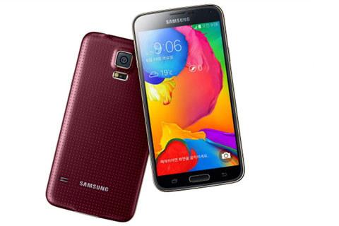 Samsung Galaxy S5 LTE-A /materiały prasowe