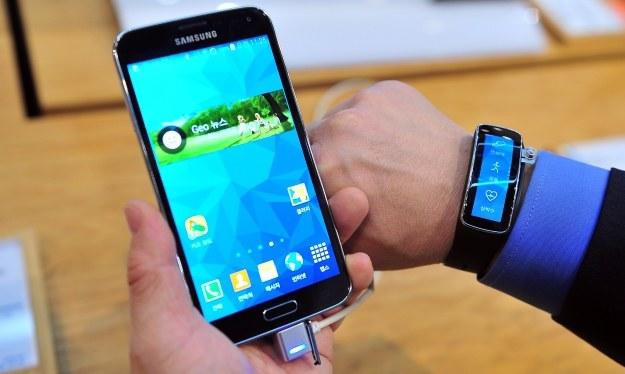 Samsung Galaxy S5 /AFP