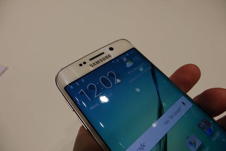 Samsung Galaxy S6 Edge /INTERIA.PL