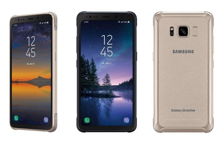 Samsung Galaxy S8 Active będzie dostępny tylko w Stanach Zjednoczonych /materiały prasowe