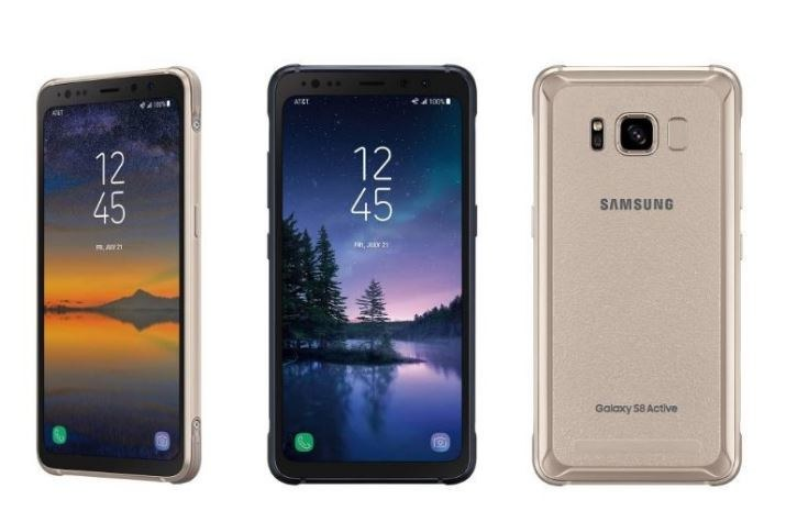 Samsung Galaxy S8 Active jest dostępny tylko w Stanach Zjednoczonych /materiały prasowe