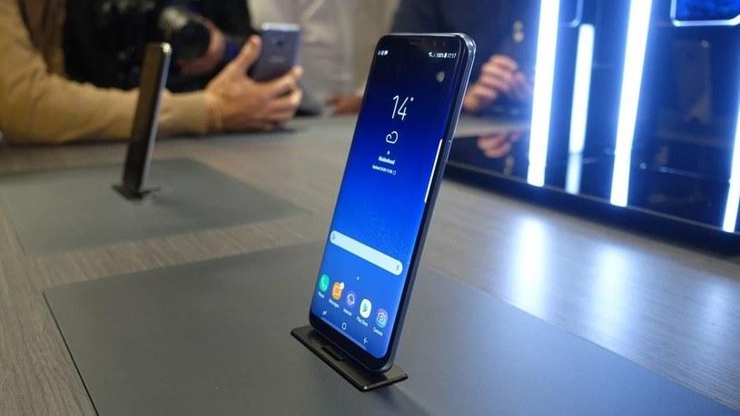 Samsung Galaxy S8 /INTERIA.PL