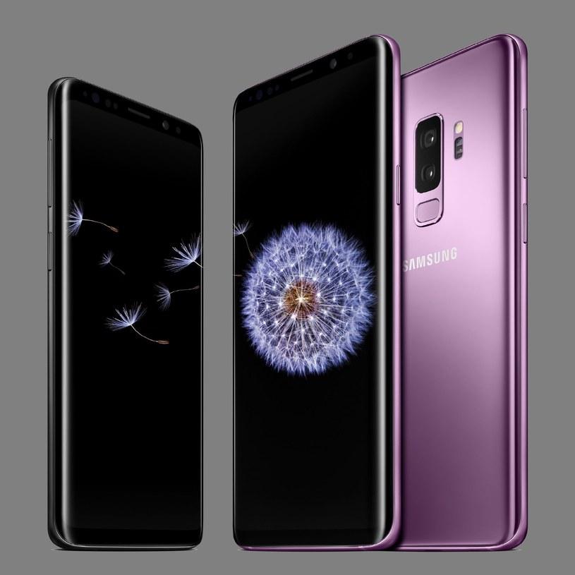 Samsung Galaxy S9+ i S9 /materiały prasowe