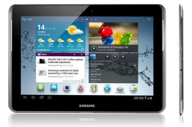 Samsung Galaxy Tab 2 10.1 /materiały prasowe