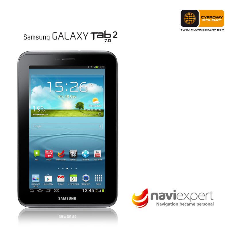 Samsung Galaxy Tab 2 7.0 3G /materiały prasowe
