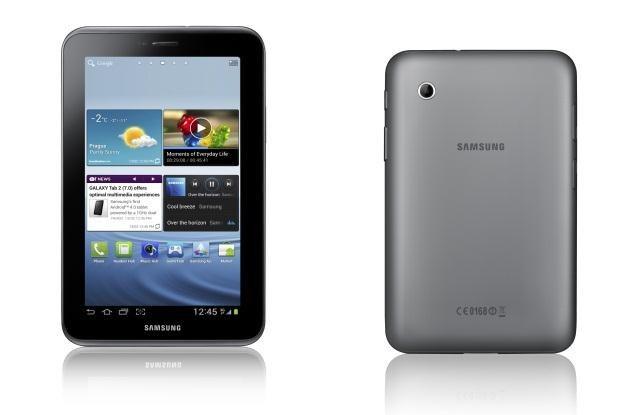 Samsung Galaxy Tab 2 od marca w sklepach /materiały prasowe