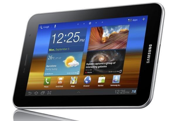Samsung Galaxy Tab 7.0 Plus /materiały prasowe