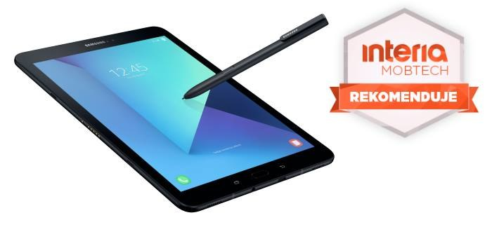 Samsung Galaxy Tab S3 otrzymuje REKOMENDACJĘ serwisu MOBTECH /INTERIA.PL