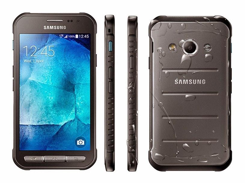 Samsung Galaxy Xcover 3 /materiały prasowe