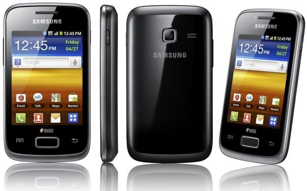 Samsung Galaxy Y - najtańszy smartfon w sklepie Agito.pl /materiały prasowe