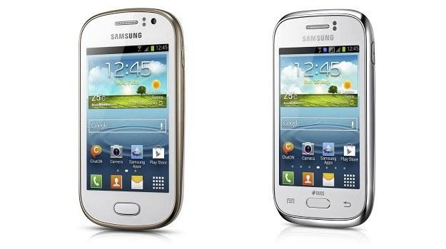 Samsung Galaxy Young i Galaxy Fame /materiały prasowe
