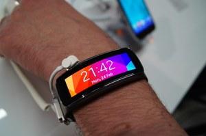 Samsung Gear Fit - pierwsze wrażenia