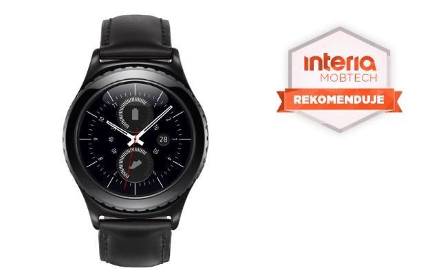 Samsung Gear S2 otrzymuje REKOMENDACJĘ serwisu Nowe Technologie Interia /materiały prasowe