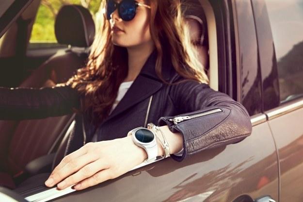 Samsung Gear S2 /materiały prasowe