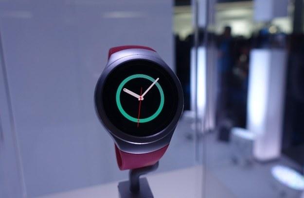 Samsung Gear S2 /INTERIA.PL