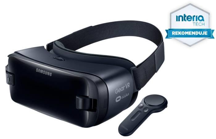 Samsung Gear VR 3 otrzymuje REKOMENDACJĘ serwisu Interia Nowe Technologie /INTERIA.PL