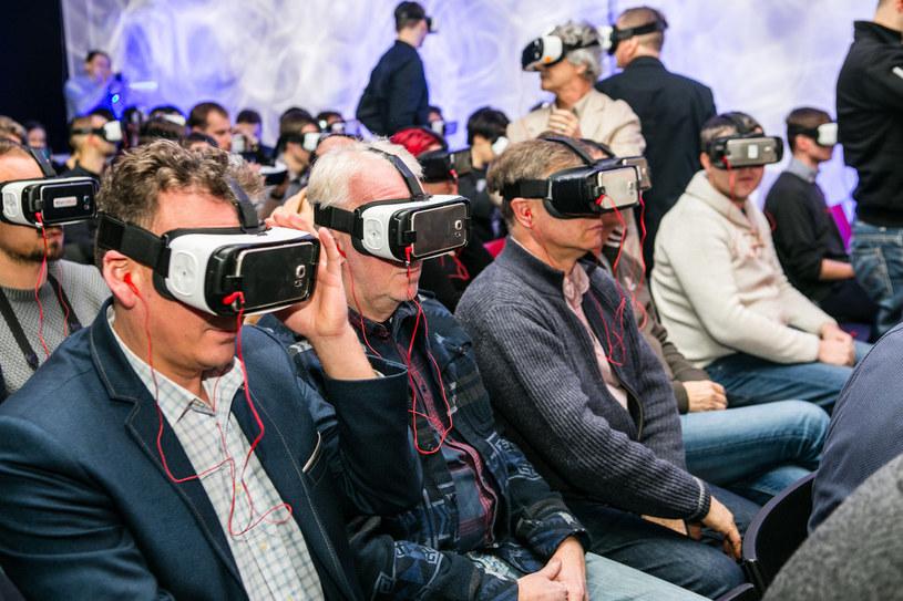 Samsung Gear VR i polska premiera najnowszego modelu ASC 2017 /materiały prasowe