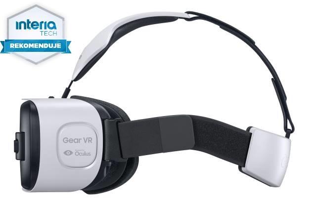 Samsung Gear VR otrzymuje REKOMENDACJĘ od serwisu Nowe Technologie Interia /materiały prasowe