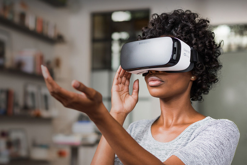 Samsung Gear VR /materiały prasowe