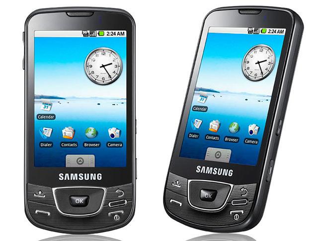 Samsung i7500 /materiały prasowe