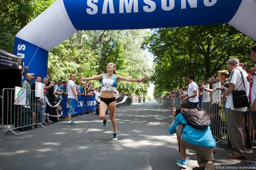 Samsung Irena Women's Run /materiały prasowe