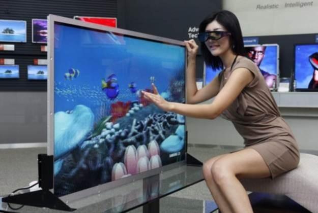 Samsung jest liderem 3D, pod kątem sprzedaży, na świecie /materiały prasowe
