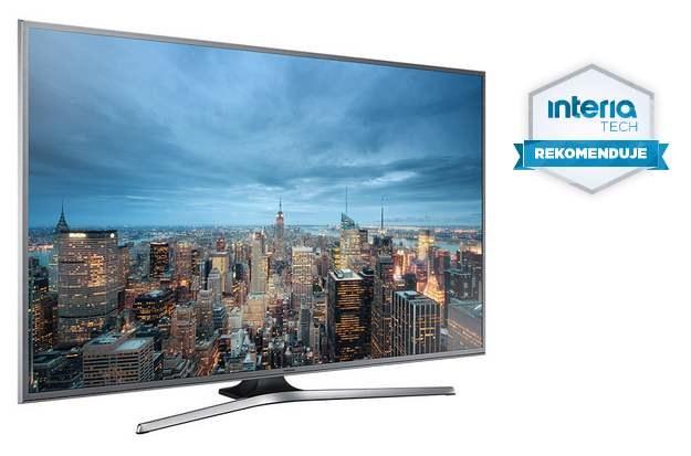 Samsung JU6800 otrzymał REKOMENDACJĘ serwisu Nowe Technologie Interia /INTERIA.PL