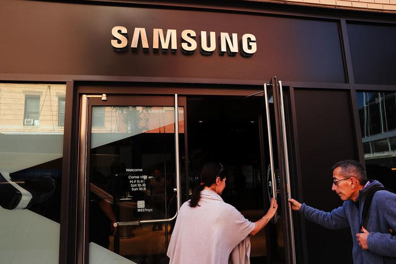 Samsung ma duży problem /AFP