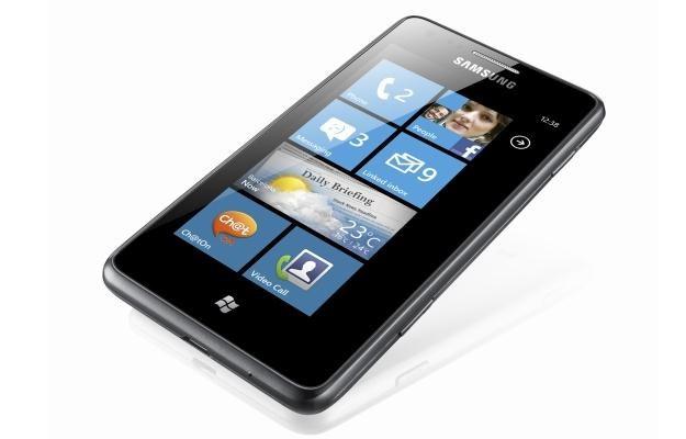 Samsung Omnia M ma ekran o przekątnej 4 cali /materiały prasowe