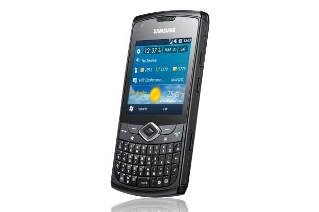 Samsung Omnia Pro /materiały prasowe