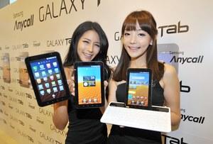 Samsung potwierdza wprowadzenie nowych tabletów