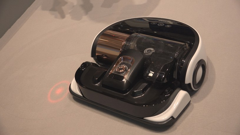 Samsung Powerbot VR9000 /materiały prasowe