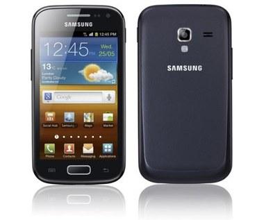 Samsung prezentuje Galaxy Ace 2 i Galaxy Mini 2