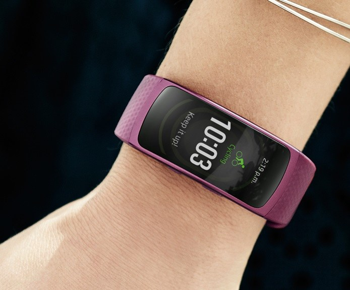Samsung prezentuje Gear Fit 2 /materiały prasowe
